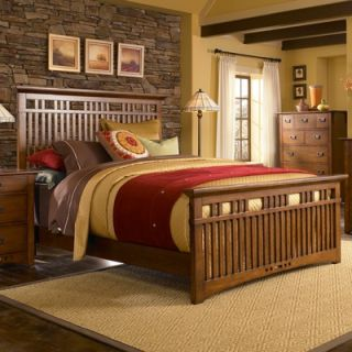 Aspen Estate 6 Drawer Log Dresser