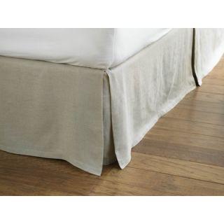 Coyuchi Relaxed Linen Bed Skirt   KBSK/620 / QBSK/620