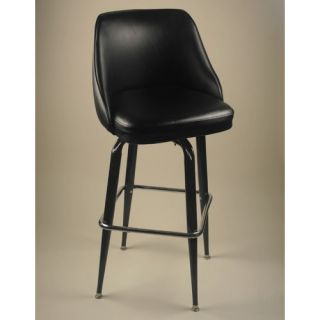 Seating Vintage Th Brown Bar Stools