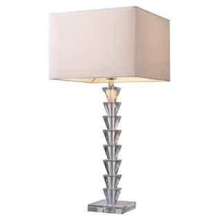 Dimond Lighting Trump Home Fifth Avenue Table Lamp in Crystal