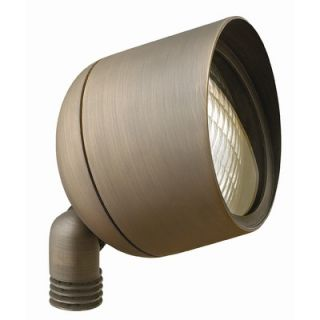 Hinkley Lighting Hardy Island One Light Outdoor Spot light in Matte