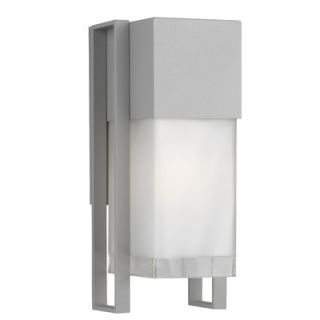 Philips Forecast Lighting Clybourn Outdoor Wall Lantern in Graphite