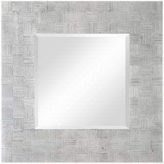 Howard Elliott Tate Leaner Mirror and Ottoman Set   1342 / 43002