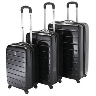 Travel Concepts Forge 3 Piece Expandable Hardsided Luggage Set