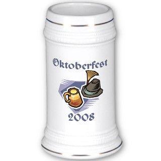 oktoberfest 2008 stein Mug