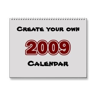Creador del calendario de EZ 2009 de