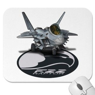 22 Raptor Mouse Pads
