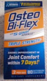 Osteo Bi Flex Triple Strength