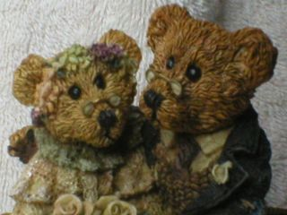 Boyds Bears Grenville Beatrice Best Friends 4E 380