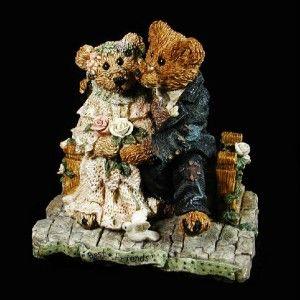 1993 Boyds Bears Grenville Beatrice Best Friends 2016