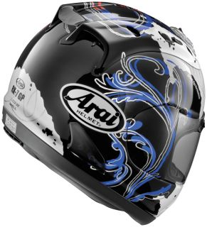 arai corsair v haslam wsbk helmet 2x large retail value 919 95 buy it