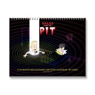 24 Month LDS Missionary Calendar start July 2012