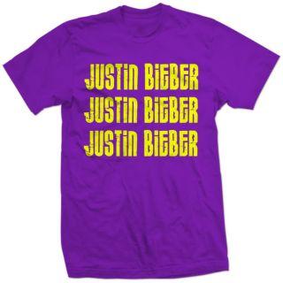 Justin Bieber Funny Misfits Love Hate Fever Punk Shirt