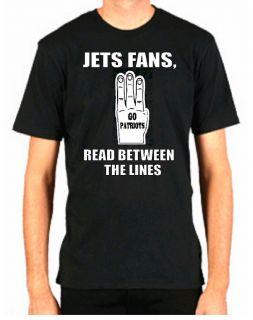 Patriots Fan Hate Jets Funny Football New England Shirt