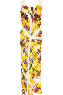 Zero+MariaCornejo Alexia printed linen dress   63% Off