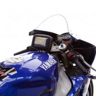 Motorcycle Bike Mount Waterproof Case Fits Up to 5 Navigon GPS
