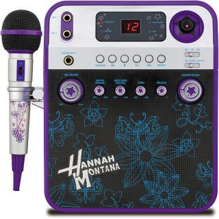 Disney Hannah Montana CD G Video Karaoke
