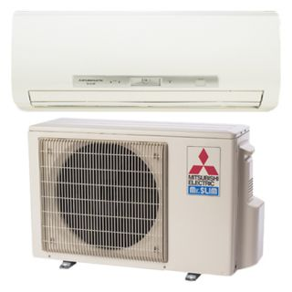 MSZFE18NA   Mitsubishi 18,000 BTU 20.2 SEER Ductless Hyper Heat Pump