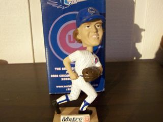 Chicago Cubs Ryne Sandberg Bobble Head Game Day Giveaway