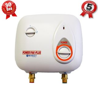 Power Pak Electric Tankless Hot Water Heater Available in 9 KW or 4 4