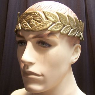20 Laurel Wreath Headband Leaf Roman Ceasar Greek Toga