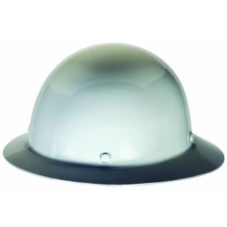 MSA 475407 Skullgard Construction Hard Hat / Fas Trac Suspension Full