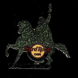 Hard Rock Cafe Bucharest 1st Anniversary Pin RARE