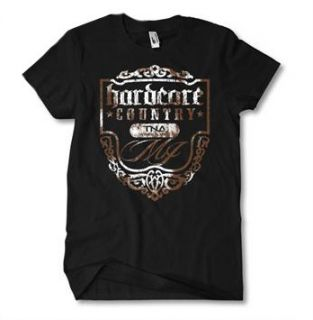 Official TNA Mickie James Hardcore Country T Shirt