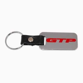 Pontiac Grand Prix G6 GTP Chrome Key Chain Fob High End
