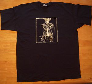 Hank Williams III 2002 Lovesick Broke Driftin Shirt Used Size Large 3