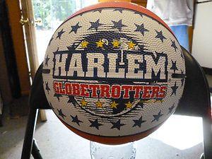 Harlem Globetrotters Basketball Regulation Size Red White Blue Generic