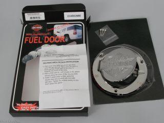 billet gas lid door chrome harley davidson partnumber alshd6032c