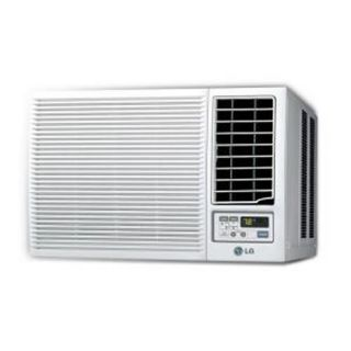 New LG Heat Cool Energy Efficient Window Air Conditioner Cooler Unit