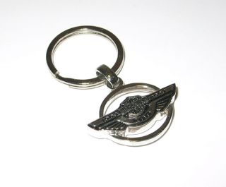 Harley Davidson 100th Anniversary Key Ring Dealer Only Item