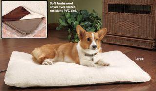 New Heated Pad Dog Bed Medium Indoor Outdoor Heated Cat Bed 49137