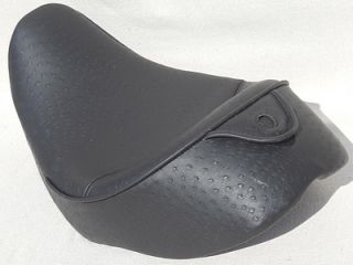 Harley Davidson FXD FXDWG Corbin Classic Solo Seat with New Ostrich