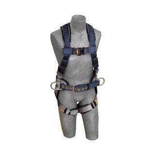 1108502 Exofit Construction Vest Style Full Body Harness XLarge