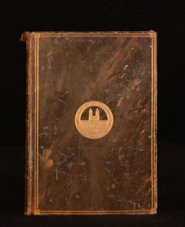 1902 The Life of Samuel Johnson James Boswell Including Tour to The