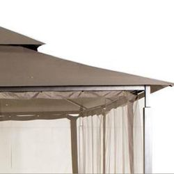 Harbor Gazebo Replacement Canopy Top Cover