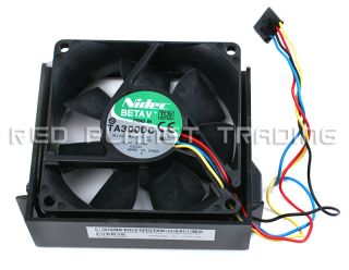 Genuine Dell UJ023 Hard Drive Cooling Fan Assembly XPS 700 710 720