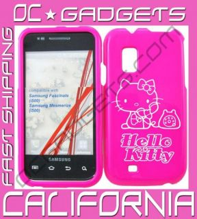 Hello Kitty Phone Pink Case Cover Verizon Fascinate