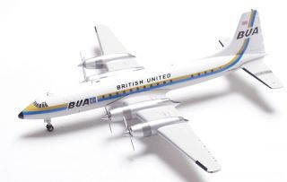 Aviation 200 British United Airlines Bristol Britannia