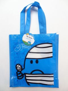 Mr Men and Little Miss Mr Bump Book Tote Bag Roger Hargreaves