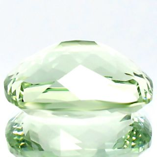 Dazzling Natural Earth Mined Huge AAA Green Amethyst Brazil