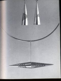 Today Modern Jewelry and Hollow Ware Exhibit Catalog Design