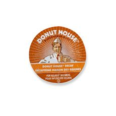 Cup Green Mountain Donut House Decaf Coffee for Keurig Brewers Set