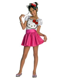 Hello Kitty Tutu Dress Costume for Girls