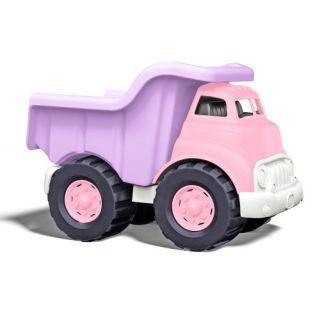 Green Toys Dump Truck Pink New