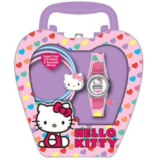 Hello Kitty Watch Gift Set