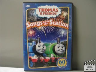 Thomas Friends Songs from The Station DVD 2005 045986232069